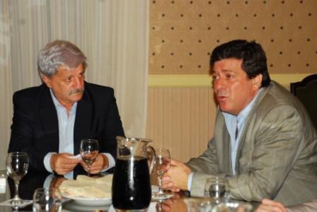 Andreotti y Mariotto analizaron temáticas de seguridad