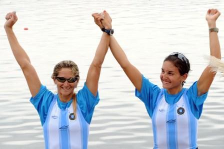 Las duplas Kraklev-Röhner y Mayol-Cejas, y Palermo clasificaron a los juegos olímpicos