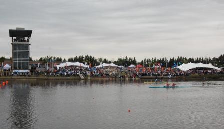 Diez mil personas disfrutaron de la fiesta del Remo en Tigre