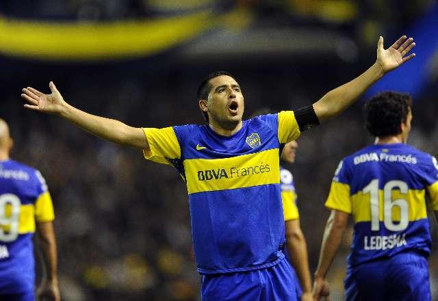 Riquelme anunció que no jugará más en Boca