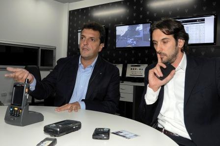 En Tigre se pueden solicitar servicios municipales desde celulares inteligentes