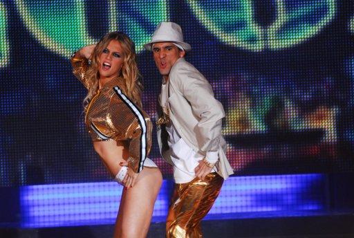 Sergio Maravilla Martínez y Liz Solari se suman a Bailando por un sueño