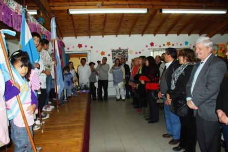 """Festejaron el 25 Aniversario del Jardín Nº 919 """"Tierras Altas en el arroyo Pay Carabí"""