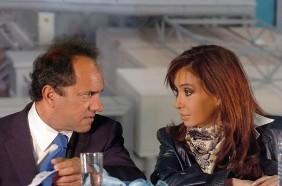 Cristina y Scioli compartirán un acto en San Fernando