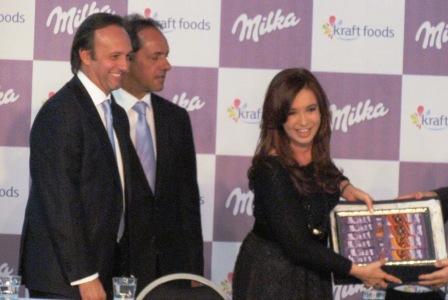La producción de chocolate Milka en la planta de Kraft de San Fernando sustituirá el 70% de importaciones
