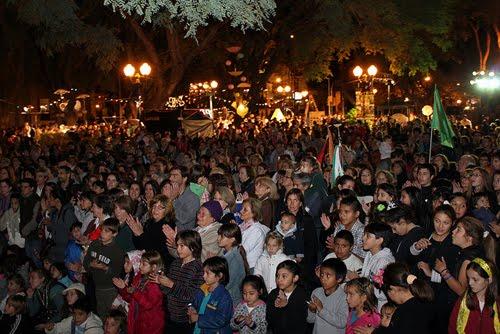 Con kermesse y baile culminaron los festejos de San Isidro Labrador