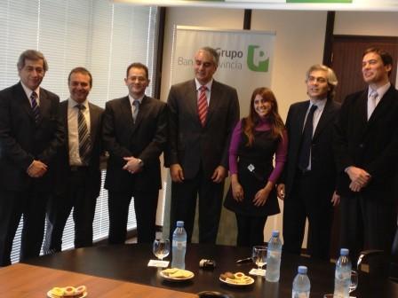 Santiago Montoya apoya la modernización del estado provincial