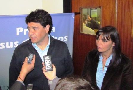 De la reunión convocada por la Defensora del Pueblo María Celeste Vouilloud, participaron el intendente de Vicente López y nueve entidades vecinales