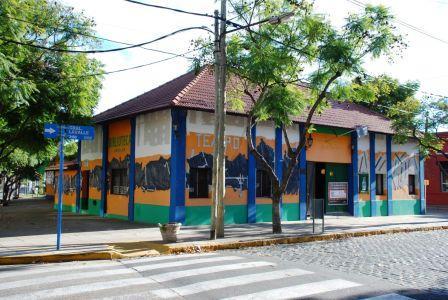 Iniciaron las reformas en el teatro Martinelli de San Fernando