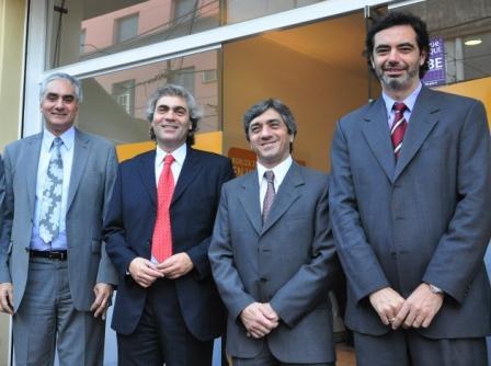 Santiago Montoya inauguró un local de Provincia Pagos en San Isidro