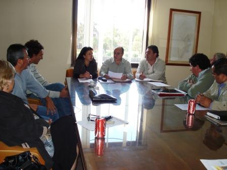 Nueva reunión de la Comisión de Transporte del HCD de Tigre con las Líneas 720 y 723