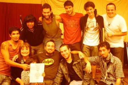 Rock Arte Solidario a beneficio del refugio nocturno de Tigre