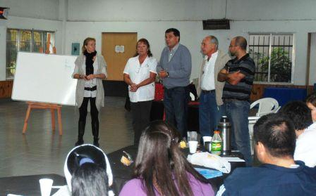Tigre realizó cursos de capacitación del Personal en el área de Tercera Edad