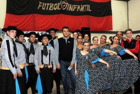 Raly Barrionuevo cerró los festejos del 25 de mayo en San Martín