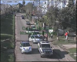 Con ayuda de las cámaras de seguridad hubo 45 detenidos en San Isidro