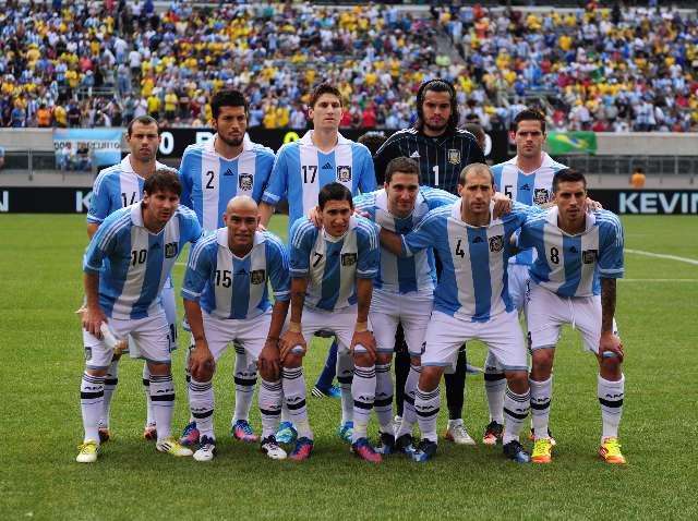 El Seleccionado Argentino visita a Paraguay para intentar abrochar su pasaje a Brasil