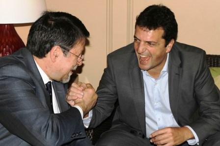 Sergio Massa se reunió con Hasan Tuluy, vicepresidente del Banco Mundial