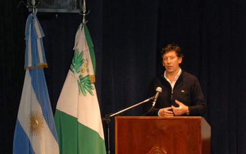 Jornada sobre adicciones en San Isidro