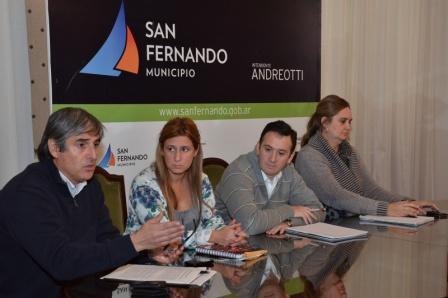 Orientación y asesoramiento para los choferes de las Patrullas de Protección Ciudadana de San Fernando