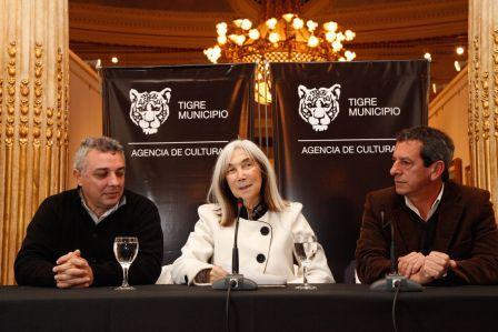 María Kodama homenajeó a Borges en el MAT