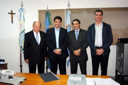 La Facultad de Ciencias de la Salud tendrá una sede en Vicente López