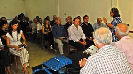 Convocatoria para vecinos interesados en  participar del Foro Vecinal de Seguridad de Islas