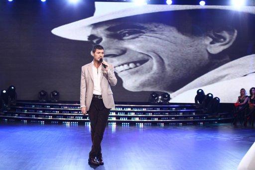 Marcelo Tinelli homenajeó a Juan Alberto Badía