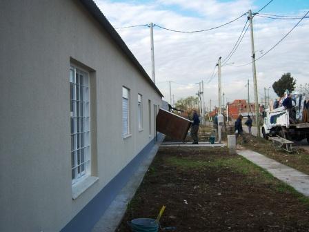 San Fernando entregó viviendas a vecinos del barrio Presidente Perón