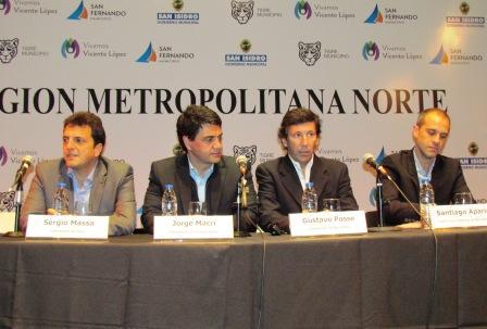 Se puso en marcha el concurso de ideas para mejorar el transporte en la Zona Norte