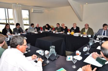 Se reunieron los Secretarios de Economía y Hacienda de la 1° Sección Electoral de la Provincia de Buenos Aires