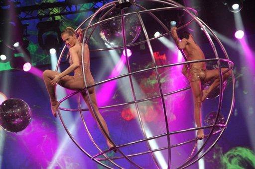 La Bio esfera tuvo un debut deslucido en Bailando por un sueño