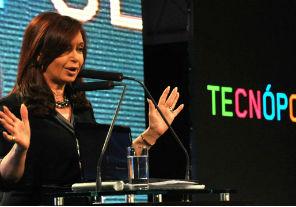 La Presidenta encabeza el aniversario del Día de la Industria en Tecnópolis