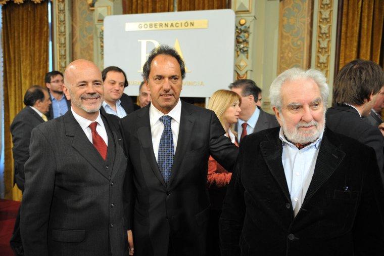 Telerman asumió como presidente del Instituto Cultura Bonaerense