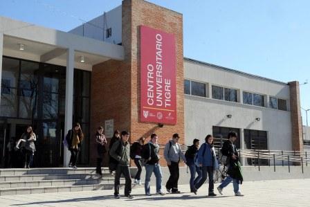Se extiende la oferta educativa en el Centro Universitario Tigre