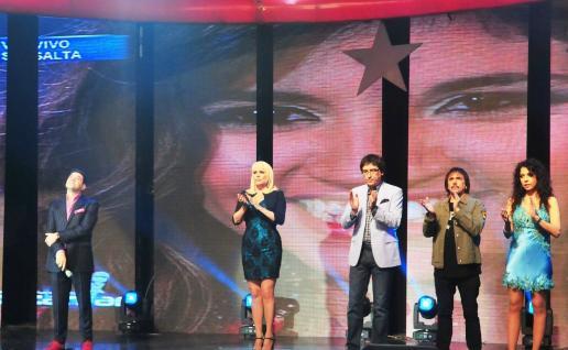 Soñando por Cantar recordó el paso de María Luján Peñalva en el programa