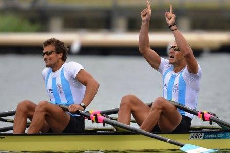 Agreden al remero olímpico Cristian Rosso