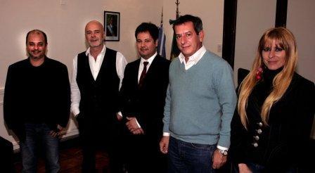 Directores de Cultura de la Región Metropolitana se reunieron en el Instituto Cultural de la Provincia