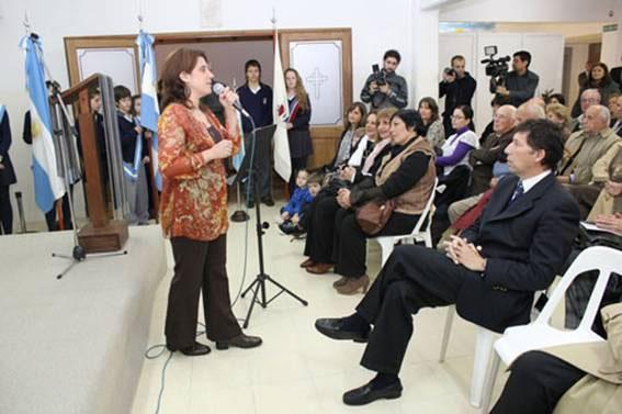 El colegio Labardén de San Isidro celebró sus 90 años