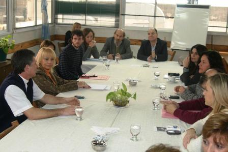Se presentó el proyecto Nuestros Niños y Adolescentes en la Ciudad, en el HCD de Vicente López