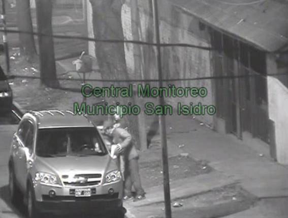 Las  cámaras de seguridad de San Isidro lograron la detención de 76 personas