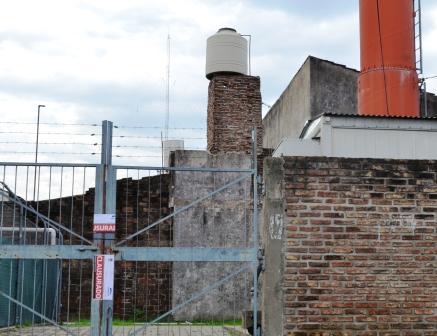 Clausuran otra antena de una importante compañía telefónica en San Martín