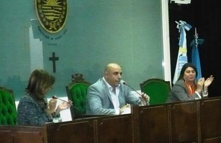 El Secretario de Gobierno de Vicente López expuso en el Concejo Deliberante