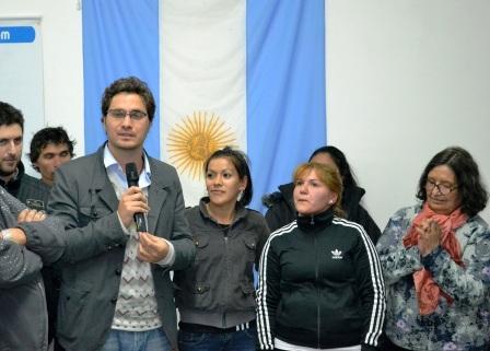 Cafiero inauguró un nuevo espacio del Peronismo en Beccar