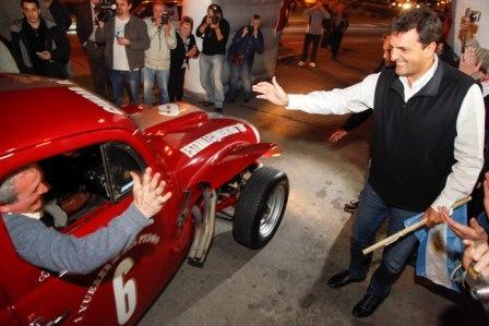 Se largó el 4° Gran Premio Coronación Ciudad de Tigre