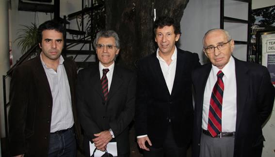 Posse inauguró el ciclo de conferencias Argentina Abierta en San Isidro