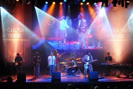 La música del Tigre Rock llega a los teatros del distrito