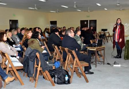 Se presentó el Programa Tercer Renglón para las escuelas de San Fernando