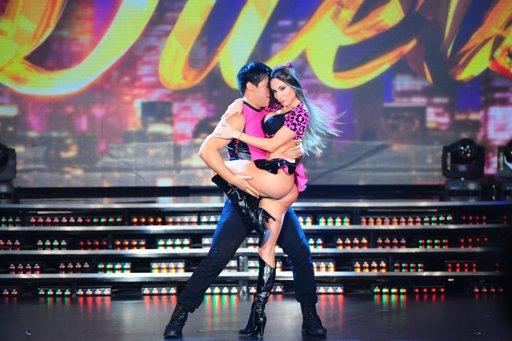 Marcelo Tinelli quiere que Magui Bravi se quede en Bailando por un sueño