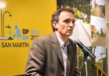 Katopodis presentó el Plan de Obras 2012 – 2015 para San Martín