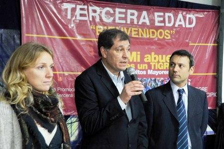 Comenzó en Tigre la campaña de prevención de riesgos domésticos para adultos mayores